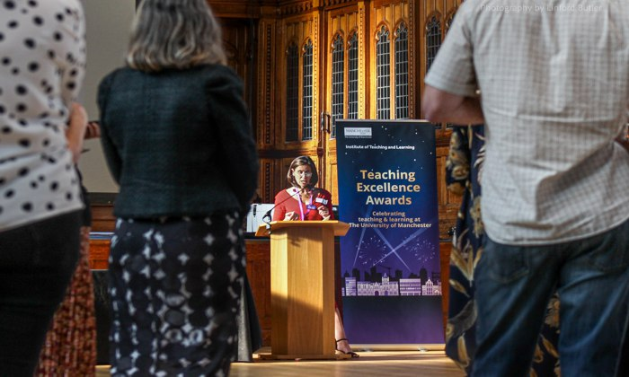Teaching and Learning Awards 2021