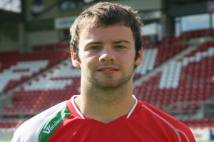 Conall Murtagh of Wrexham FC
