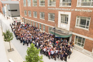 The School of Dentistry celebrates its double success