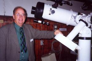 Prof Ian Morison