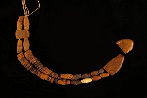 The early Bronze Age necklace