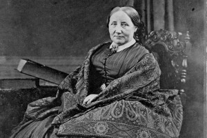 Elizabeth Gaskell in the 1860s