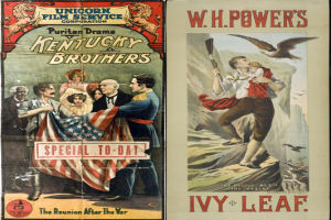 Early movie posters