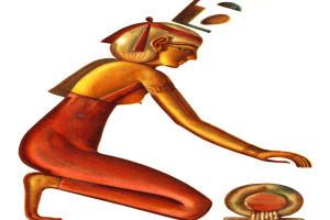 Isis, Queen of the Gods