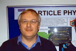 Prof Stefan Soldner-Rembold